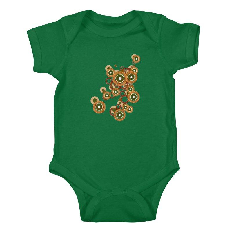 VIRGO Kids Baby Bodysuit by Felix Culpa Designs