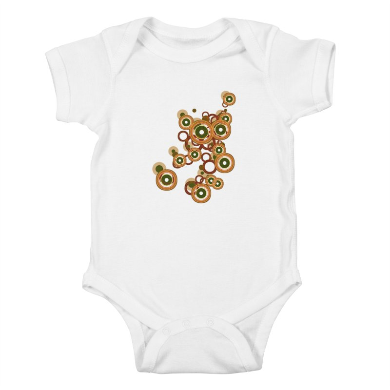 VIRGO Kids Baby Bodysuit by Felix Culpa Designs