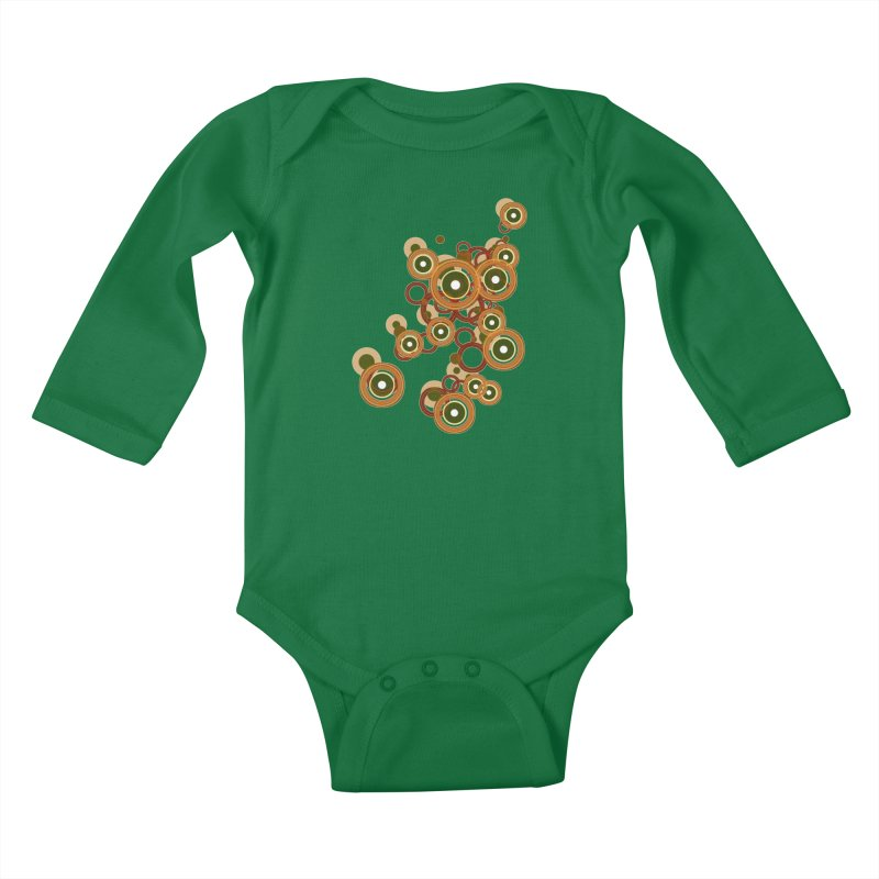 VIRGO Kids Baby Longsleeve Bodysuit by Felix Culpa Designs