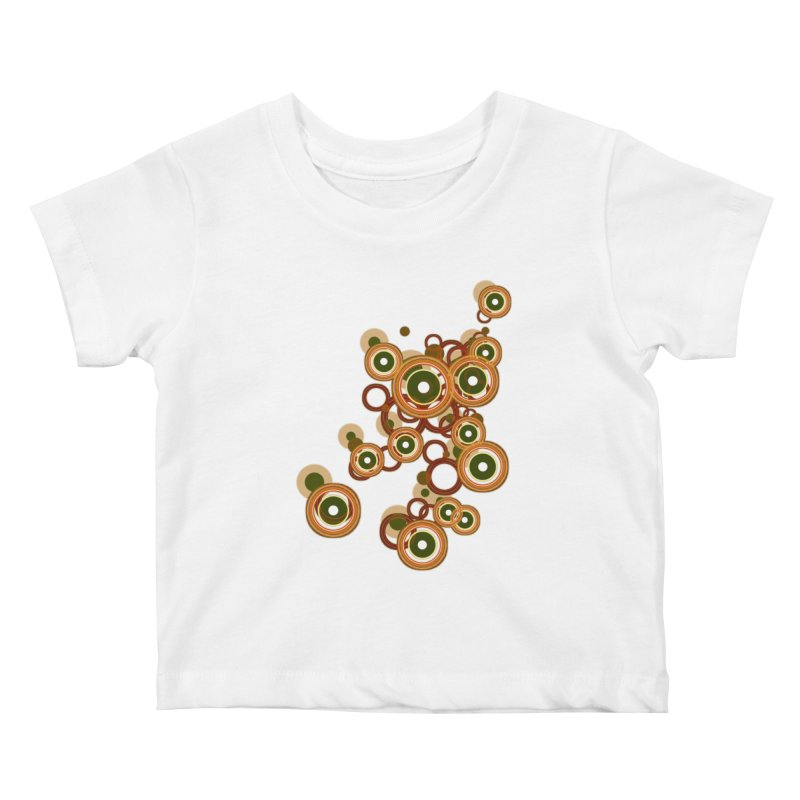 VIRGO Kids Baby T-Shirt by Felix Culpa Designs