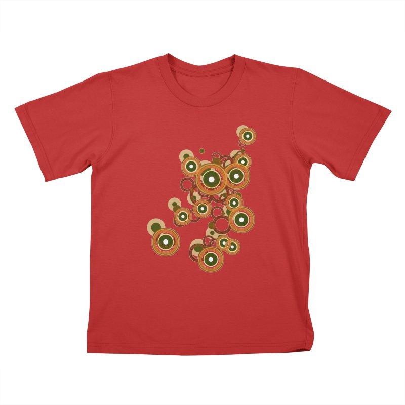 VIRGO Kids T-Shirt by Felix Culpa Designs
