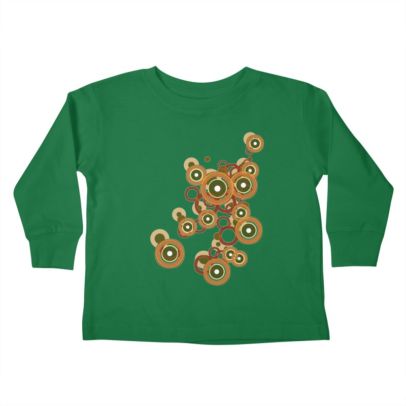 VIRGO Kids Toddler Longsleeve T-Shirt by Felix Culpa Designs