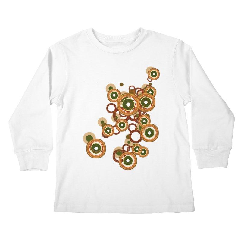 VIRGO Kids Longsleeve T-Shirt by Felix Culpa Designs