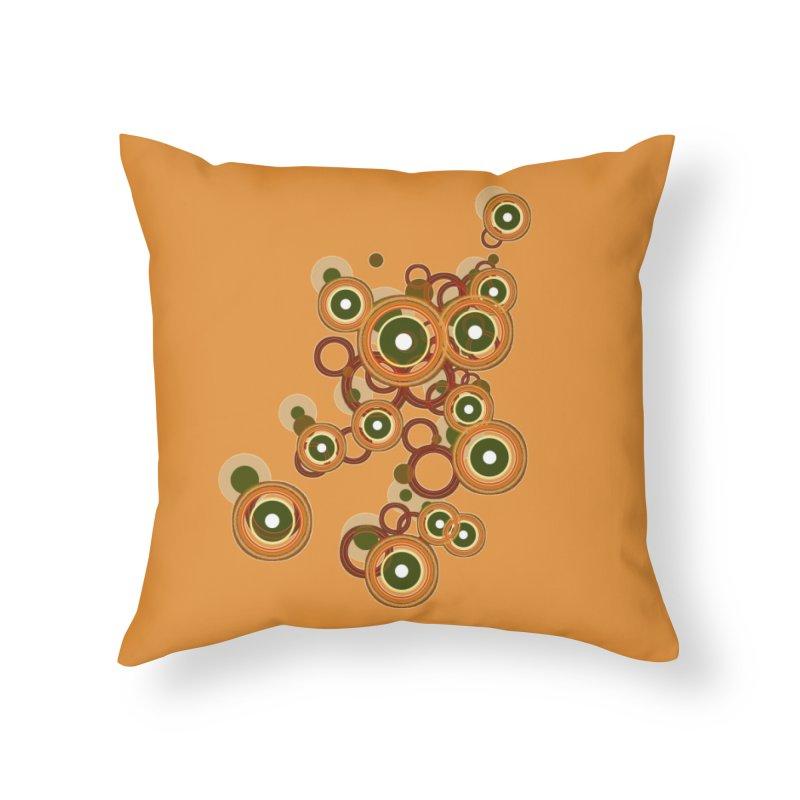 VIRGO Home Throw Pillow by Felix Culpa Designs