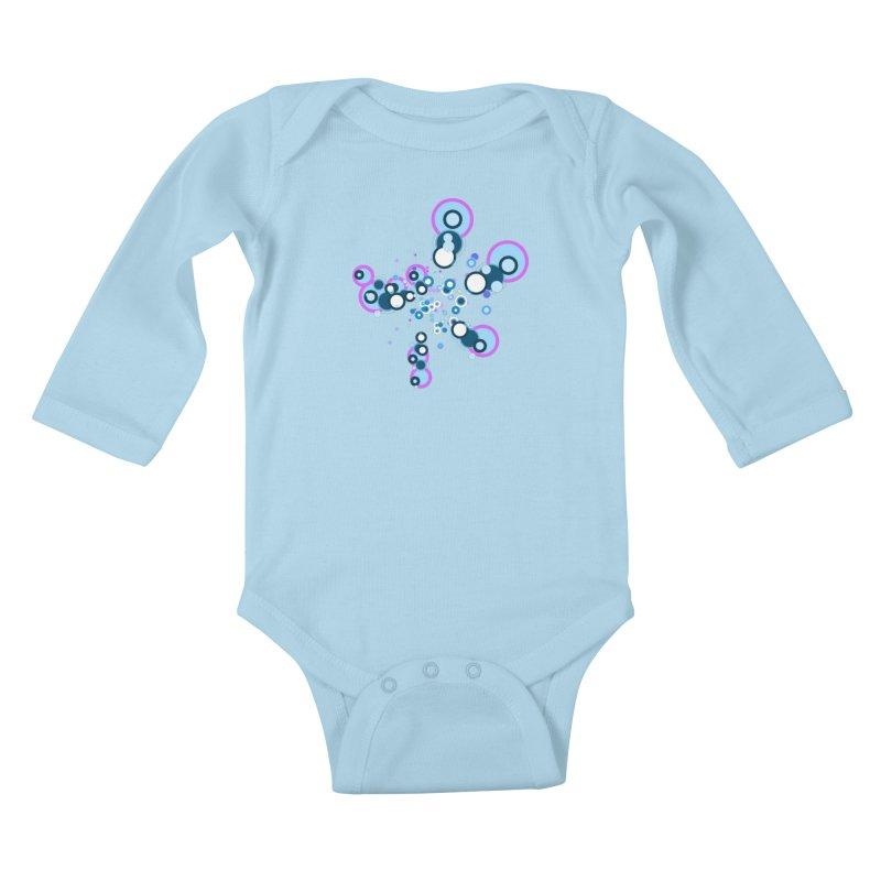 LIBRA Kids Baby Longsleeve Bodysuit by Felix Culpa Designs