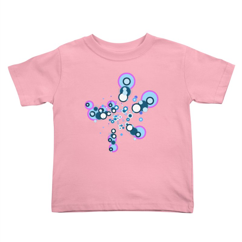 LIBRA Kids Toddler T-Shirt by Felix Culpa Designs
