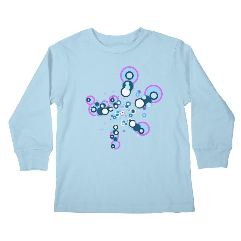 LIBRA Kids Longsleeve T-Shirt by Felix Culpa Designs
