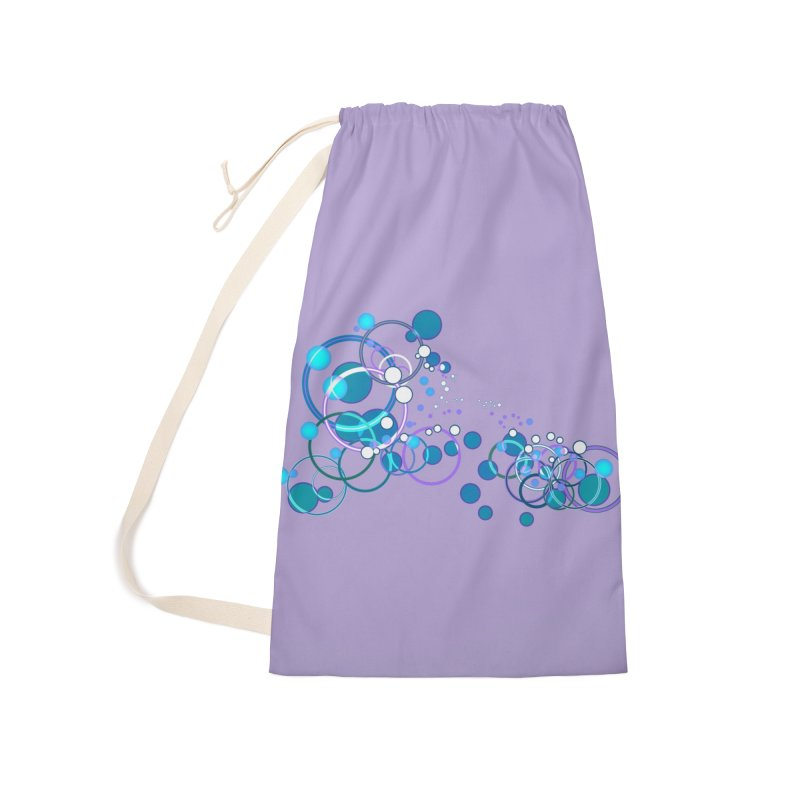 PISCES Accessories Laundry Bag Bag by Felix Culpa Designs