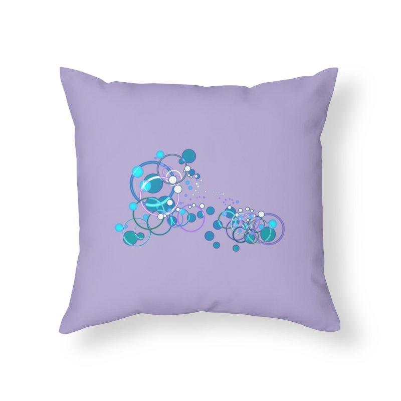 PISCES Home Throw Pillow by Felix Culpa Designs