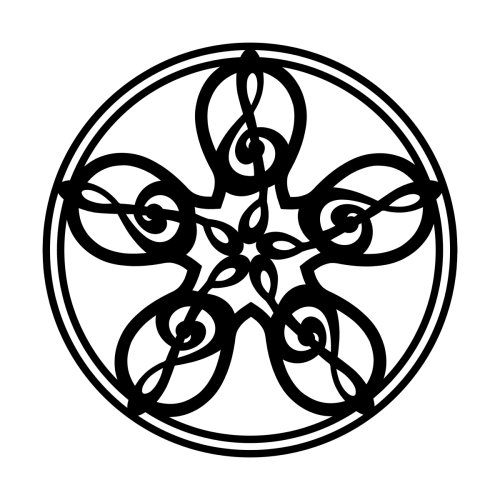 Celtic-Clef-Mandala