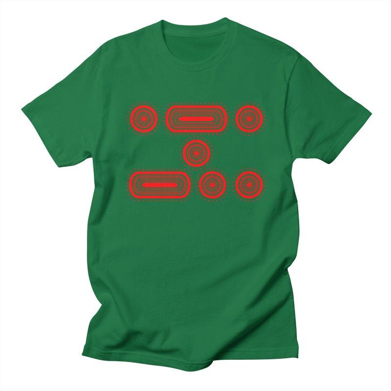 CODE RED Men's Regular T-Shirt by Felix Culpa Designs