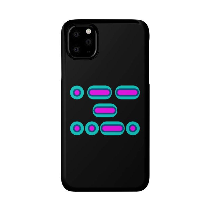 WTF (pink/blue) Accessories Phone Case by Felix Culpa Designs