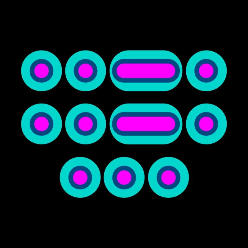 FFS (pink/blue) Men's T-Shirt by Felix Culpa Designs