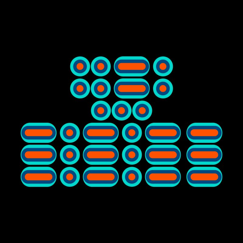 FFS!!! (orange/blue) Accessories Notebook by Felix Culpa Designs