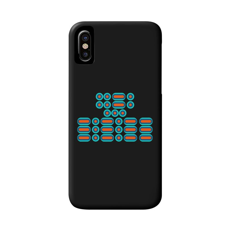 FFS!!! (orange/blue) Accessories Phone Case by Felix Culpa Designs