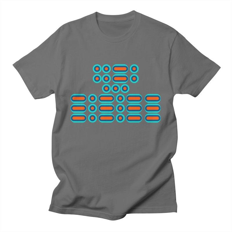 FFS!!! (orange/blue) Men's T-Shirt by Felix Culpa Designs