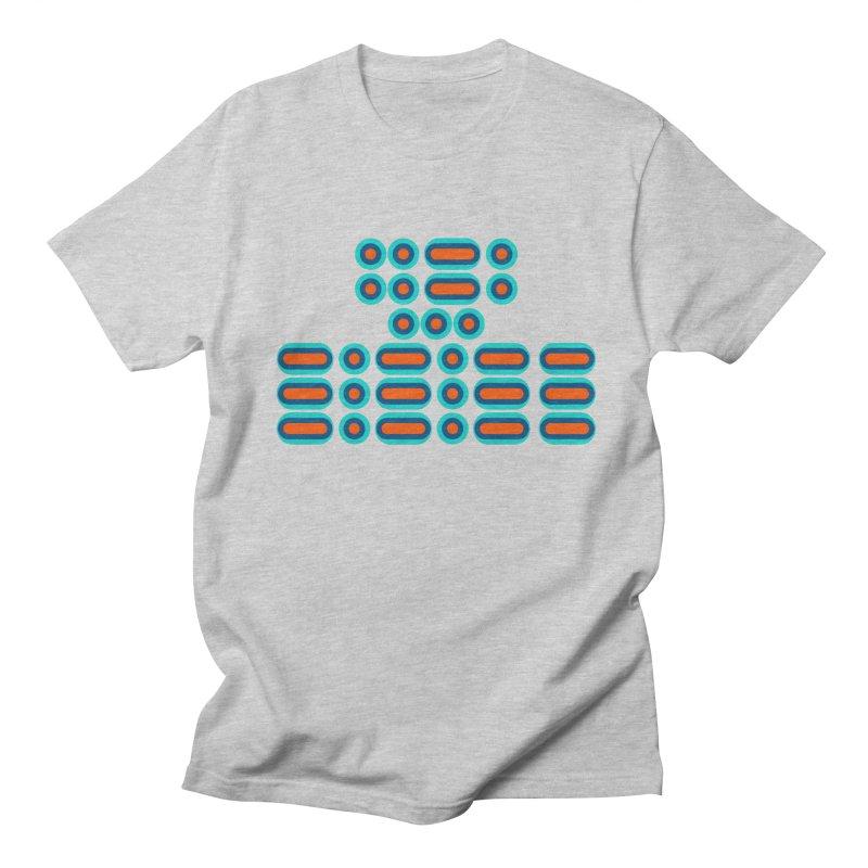 FFS!!! (orange/blue) Men's Regular T-Shirt by Felix Culpa Designs