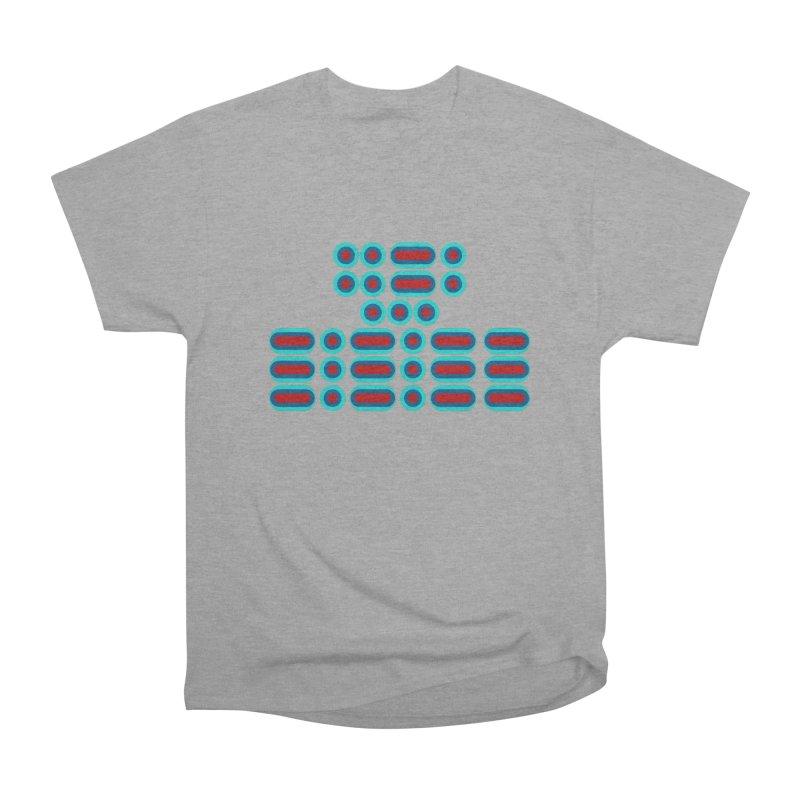 FFS!!! (red/blue) Men's Heavyweight T-Shirt by Felix Culpa Designs