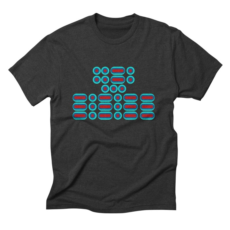 FFS!!! (red/blue) Men's Triblend T-Shirt by Felix Culpa Designs