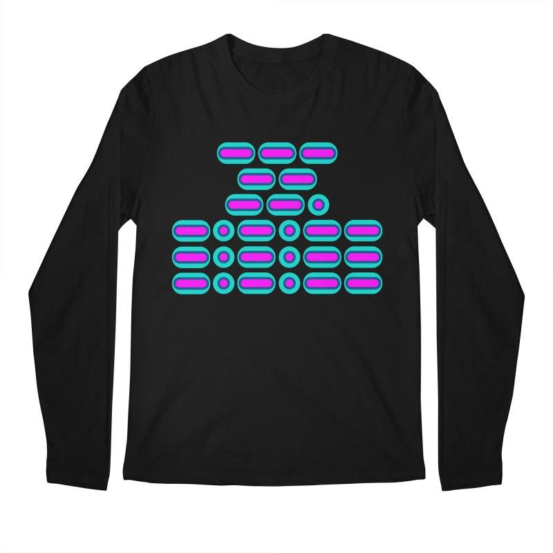 OMG!!! (pink/blue) Men's Regular Longsleeve T-Shirt by Felix Culpa Designs