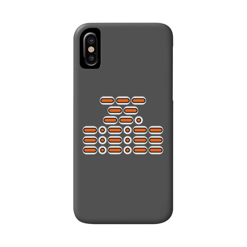 OMG!!! (orange/black/white) Accessories Phone Case by Felix Culpa Designs