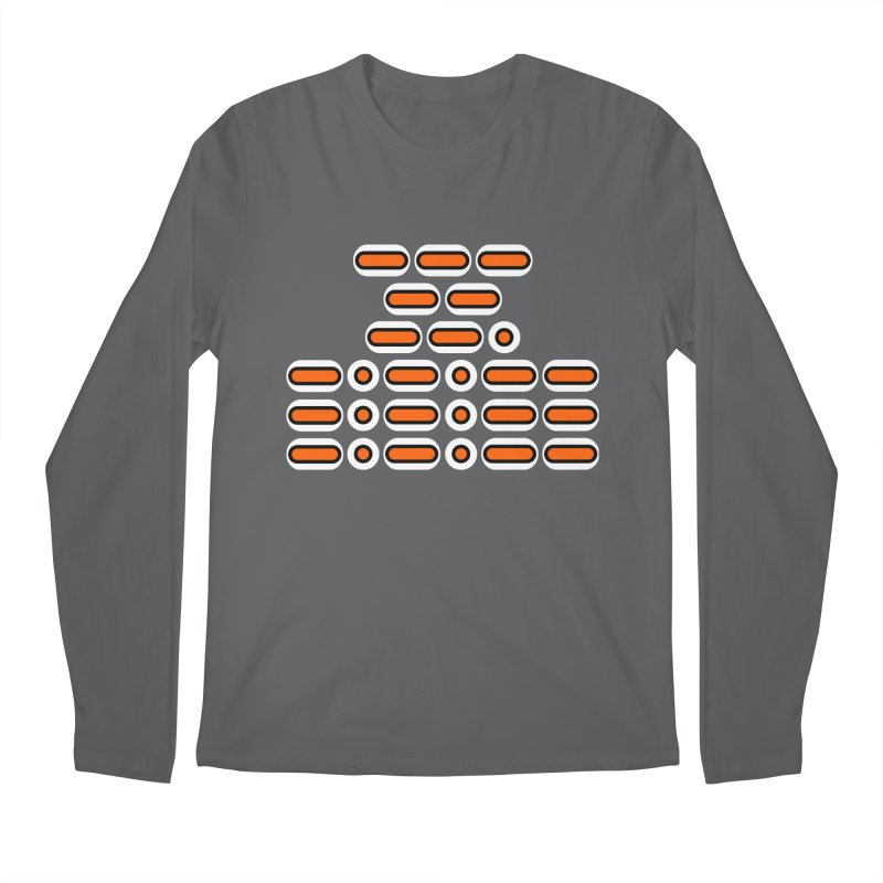 OMG!!! (orange/black/white) Men's Regular Longsleeve T-Shirt by Felix Culpa Designs