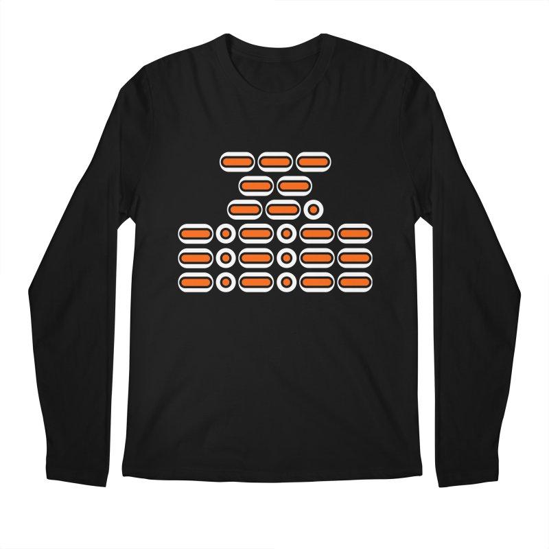 OMG!!! (orange/black/white) Men's Regular Longsleeve T-Shirt by Felix Culpa Designs