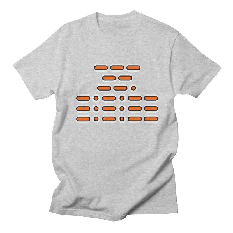 OMG!!! (orange/black/white) Men's Regular T-Shirt by Felix Culpa Designs