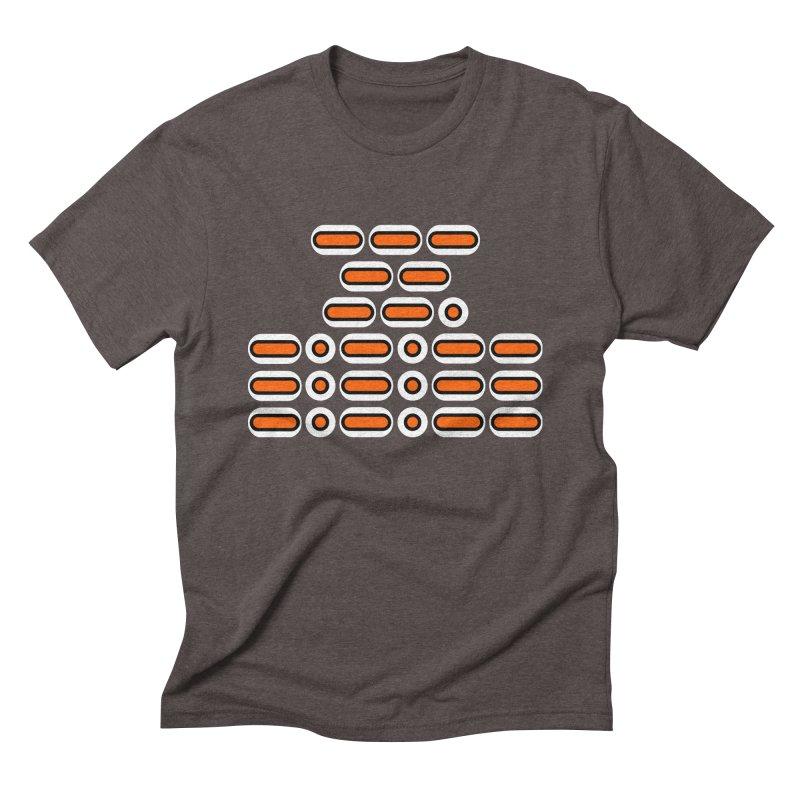 OMG!!! (orange/black/white) Men's Triblend T-Shirt by Felix Culpa Designs