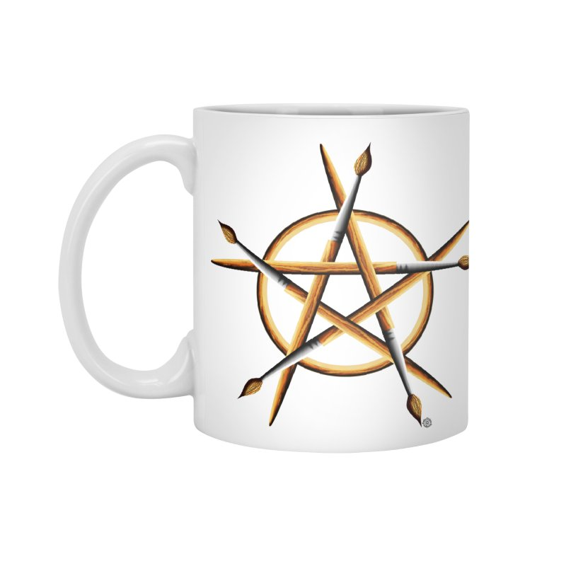 PAGAN PAINTER Accessories Mug by Felix Culpa Designs