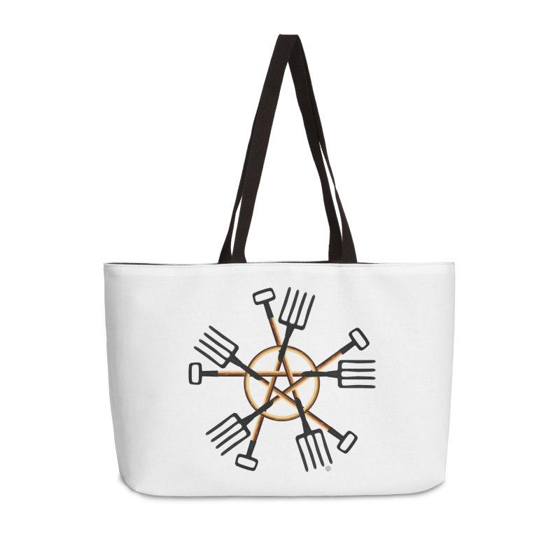 Pagan Gardener Accessories Weekender Bag Bag by Felix Culpa Designs