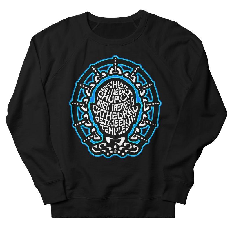 FREETHINKER Women's French Terry Sweatshirt by Felix Culpa Designs