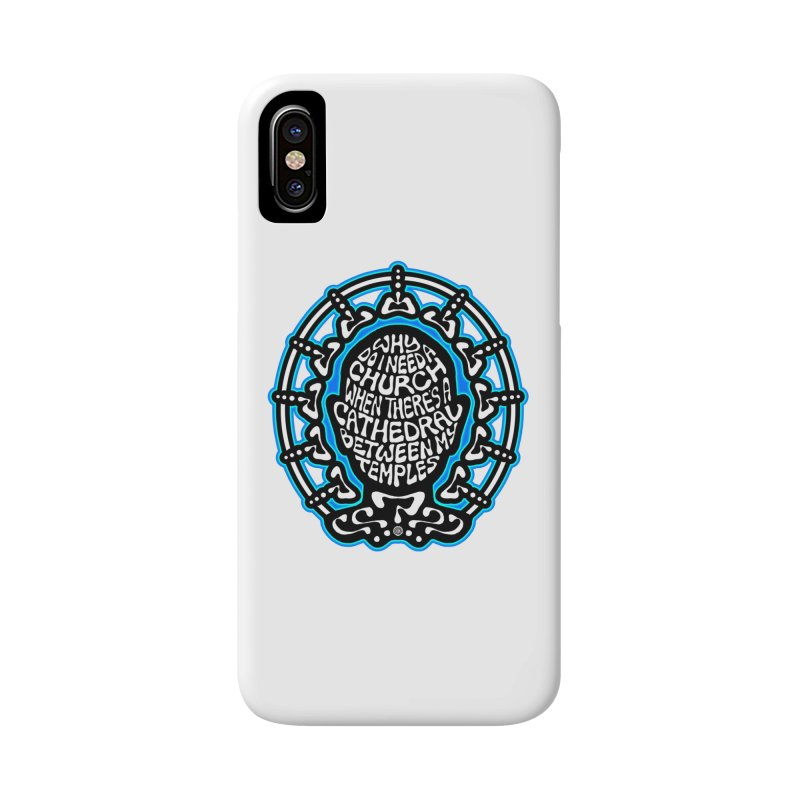 FREETHINKER Accessories Phone Case by Felix Culpa Designs