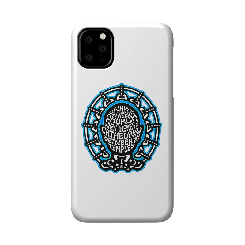 Free Thinker Accessories Phone Case by Felix Culpa Designs