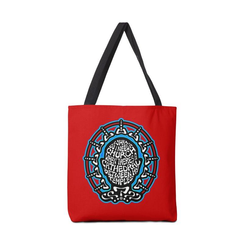 FREETHINKER Accessories Bag by Felix Culpa Designs
