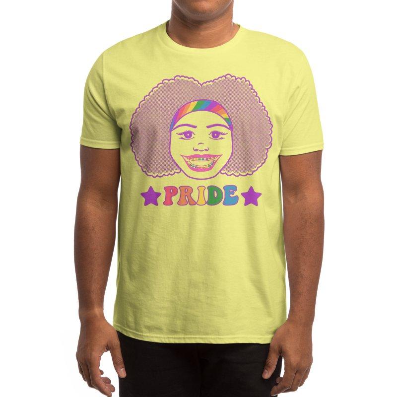 Pride Men's T-Shirt by felixpimenta's Artist Shop