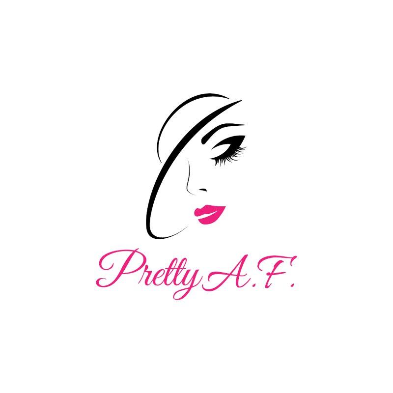 """Pretty A.F. - """"Rose Et Noir"""" Women's T-Shirt by femmejoliecolumbus's Artist Shop"""