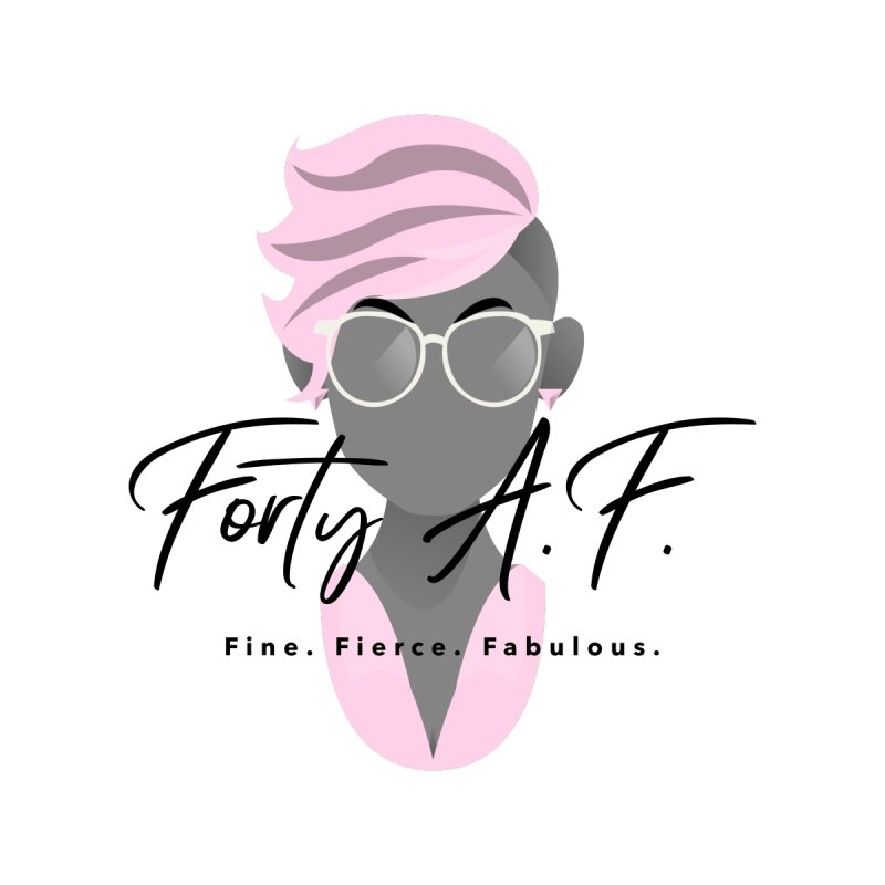 "Forty A.F. ""Candy Pink"" by femmejoliecolumbus's Artist Shop"