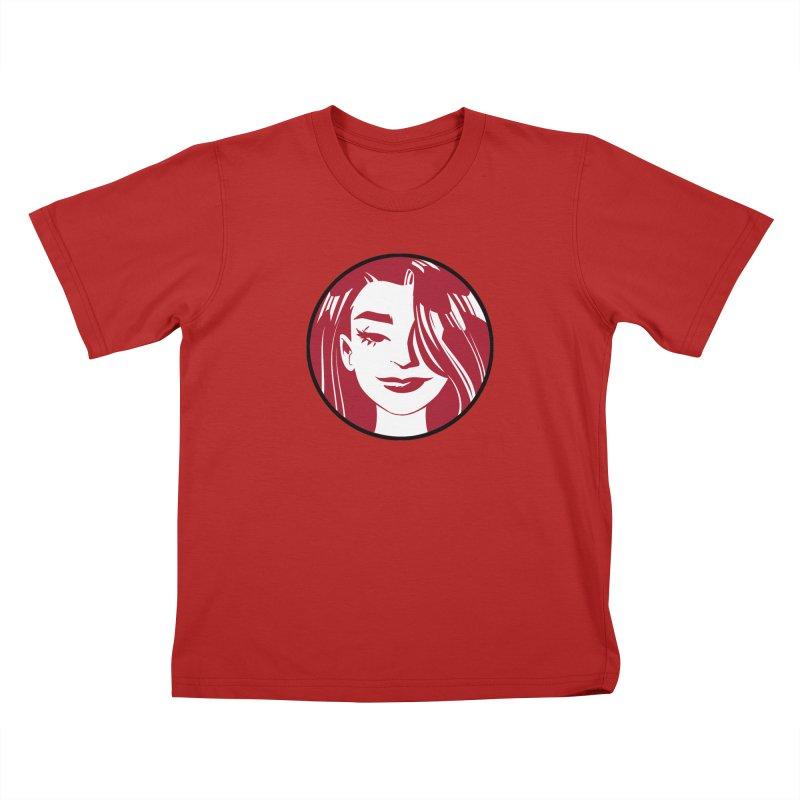 Iconique  Kids T-shirt by Femme Magnifique