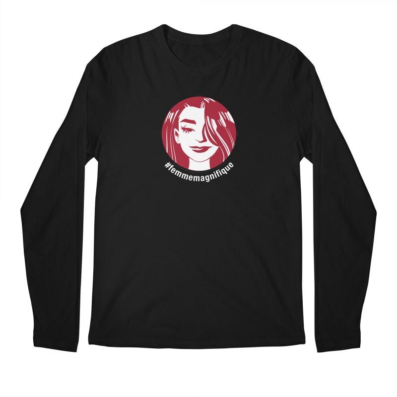 Hidden Agenda - KS Exclusive Men's Longsleeve T-Shirt by Femme Magnifique