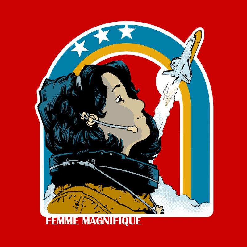 Astronaut Magnifique None  by Femme Magnifique