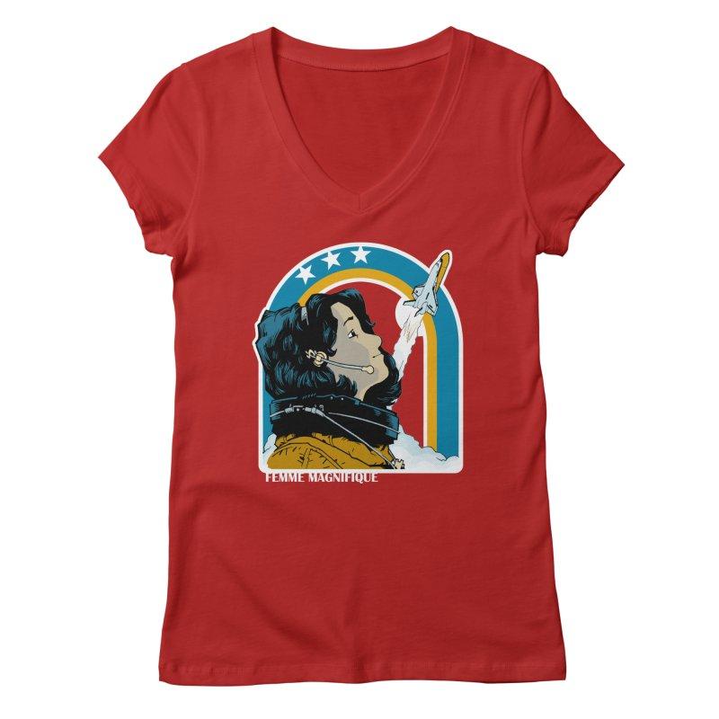 Astronaut Magnifique   by Femme Magnifique