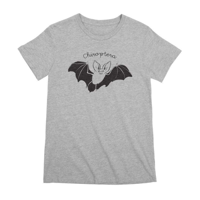 Chiroptera Women's Premium T-Shirt by feralpony's Artist Shop
