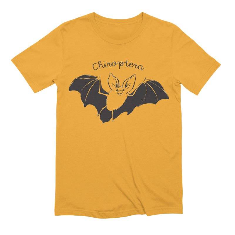Chiroptera Men's Extra Soft T-Shirt by feralpony's Artist Shop