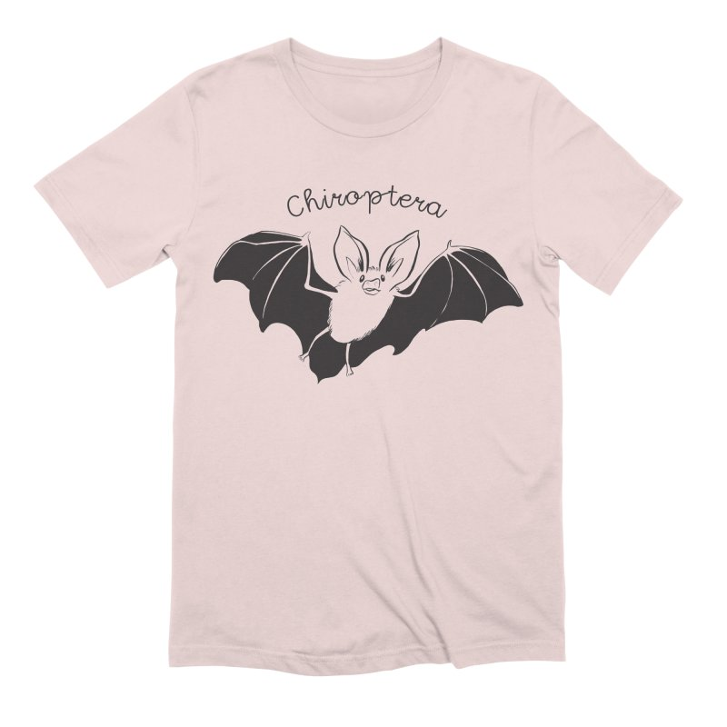 Chiroptera Men's Extra Soft T-Shirt by Feral Pony