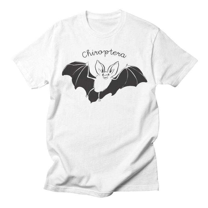 Chiroptera Women's Regular Unisex T-Shirt by feralpony's Artist Shop