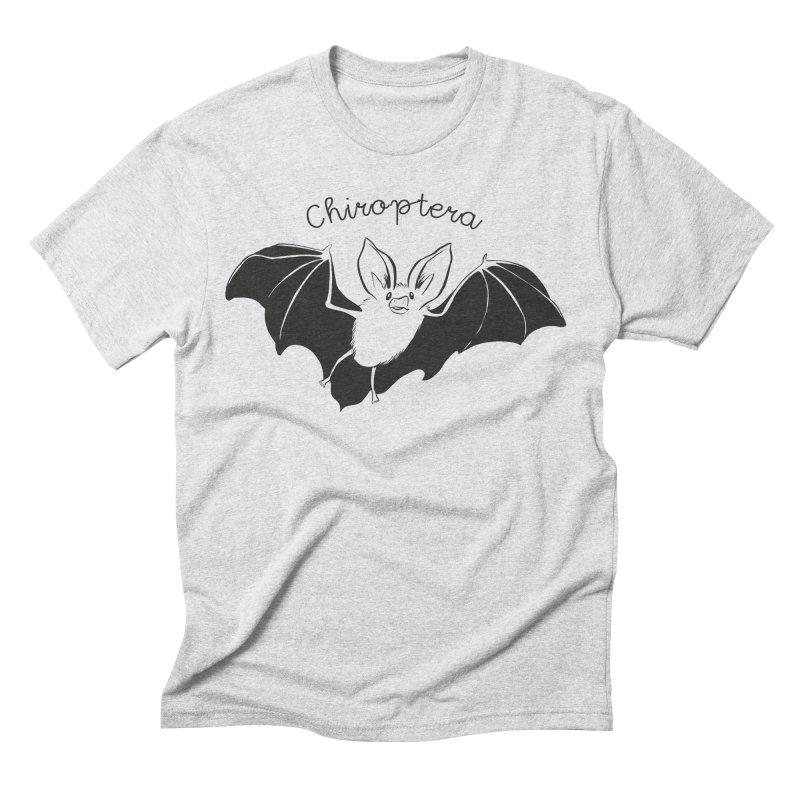 Chiroptera Men's Triblend T-Shirt by feralpony's Artist Shop
