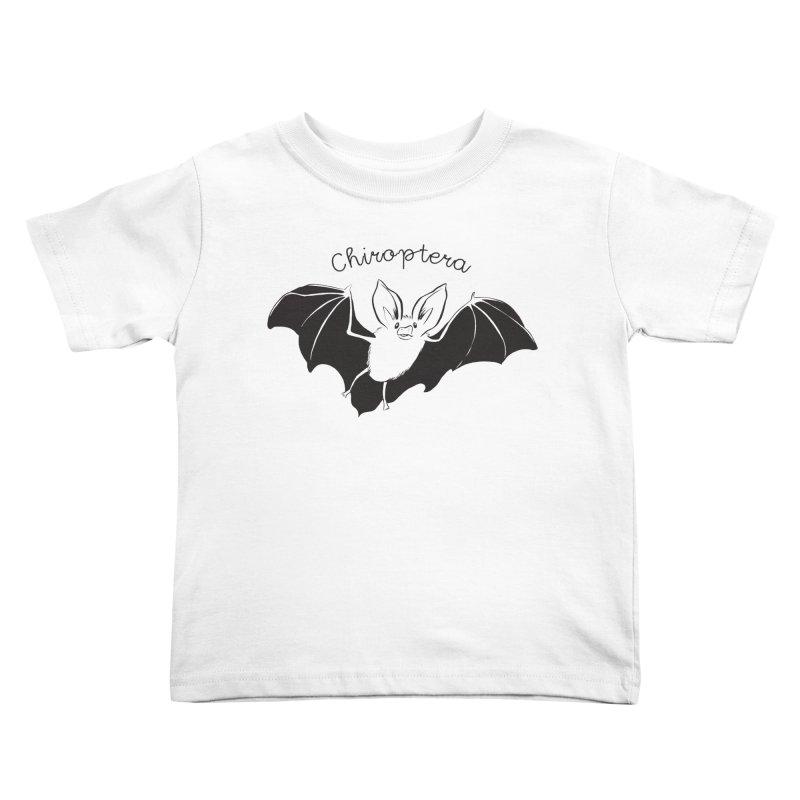 Chiroptera Kids Toddler T-Shirt by feralpony's Artist Shop