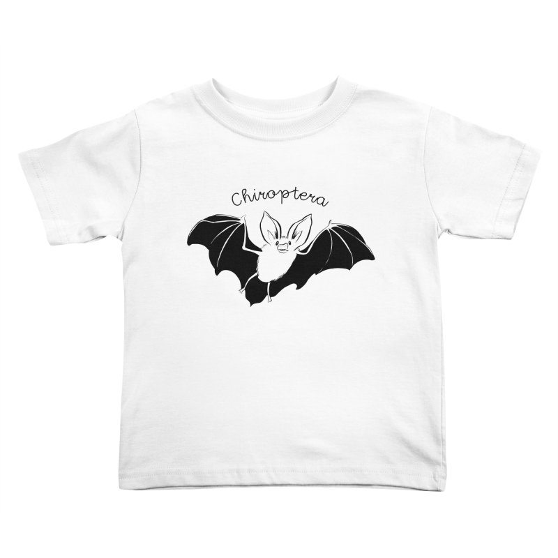 Chiroptera Kids Toddler T-Shirt by feralpony's Artist Shop