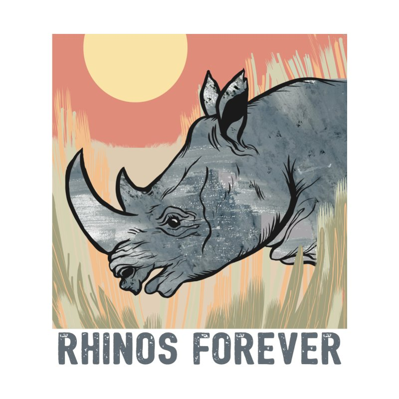 Rhinos Forever None  by feralpony's Artist Shop
